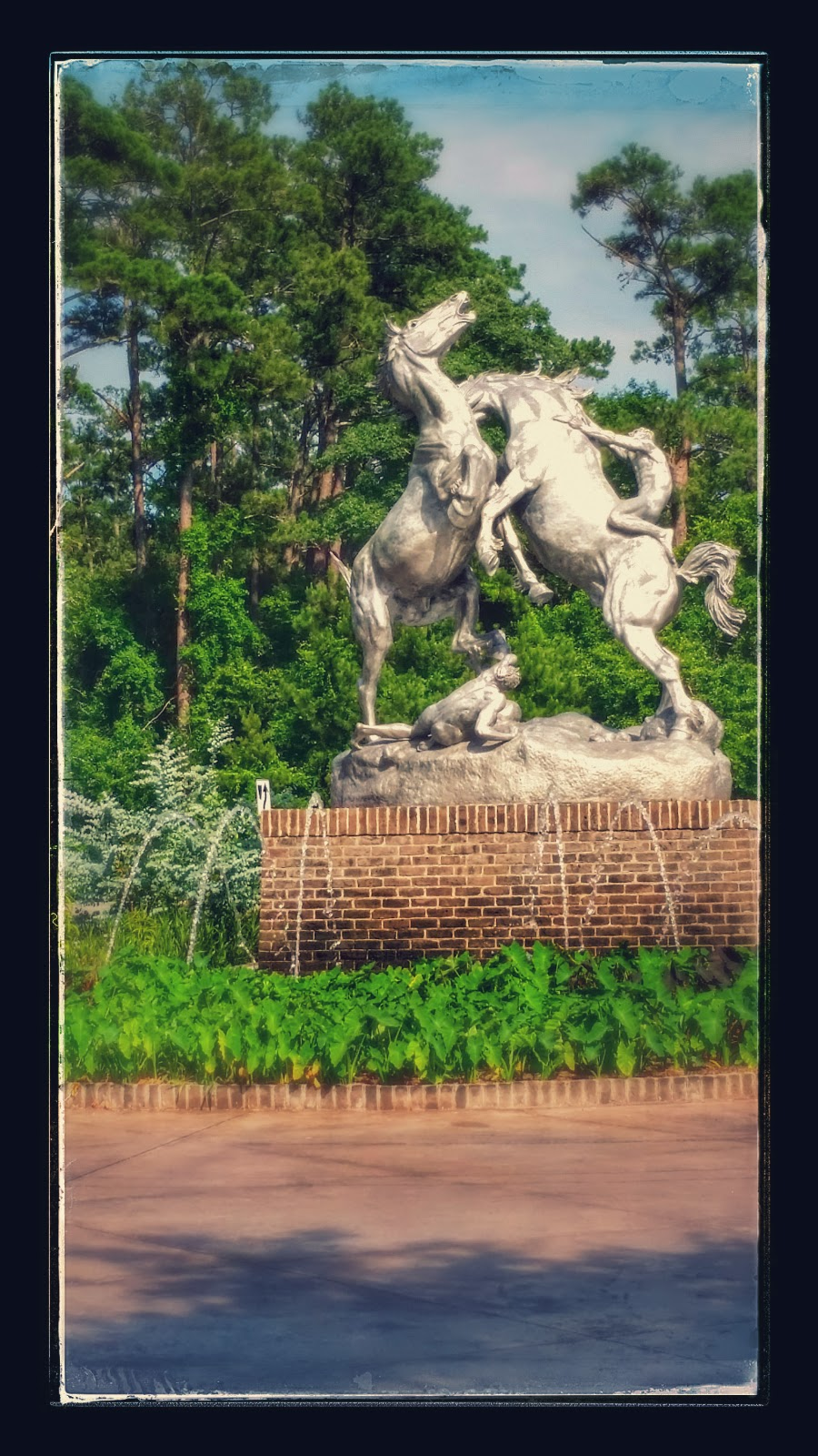Brookgreen Gardens…………………I do so miss you………… | Cottage In The Court